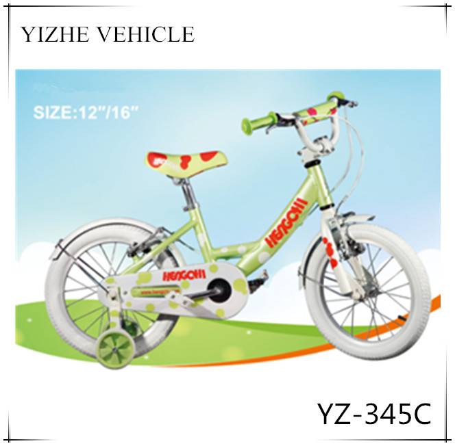China 4 wheel bike /High end kids bicycle bike with beautiful color and good quality