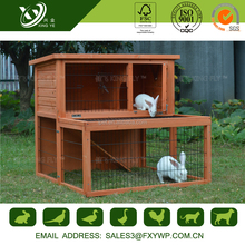 Beautiful design careful workmanship large wooden rabbit hutch covers