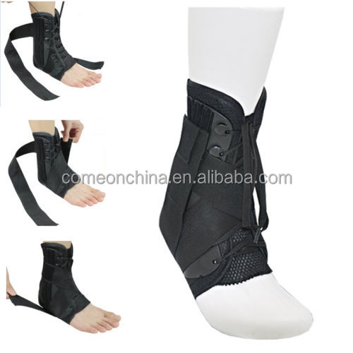 Breathable Laced Ankle Brace Protector