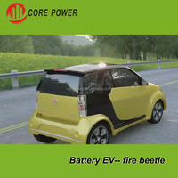 4 wheel 4 seat EV car electric car green vehicle without pollution