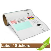 Hong Kong Manufacture Chemical Sticker