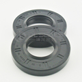 Oil and Grease Seal TC45x55x8 Rubber Double Lip Spring oil seal for engines
