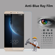 New mobile phone accessories for Letv1 pro blue light cut film anti-shock screen film