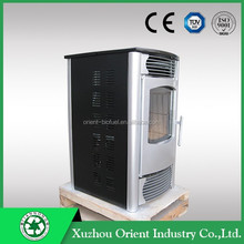 Advanced Pellet Stove with Remote Control