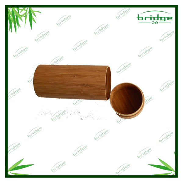 eco-friendly bamboo sunglasses case