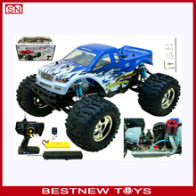 1:8 Scale 28 Engine Powered 4WD Monster Nitro Car Truck