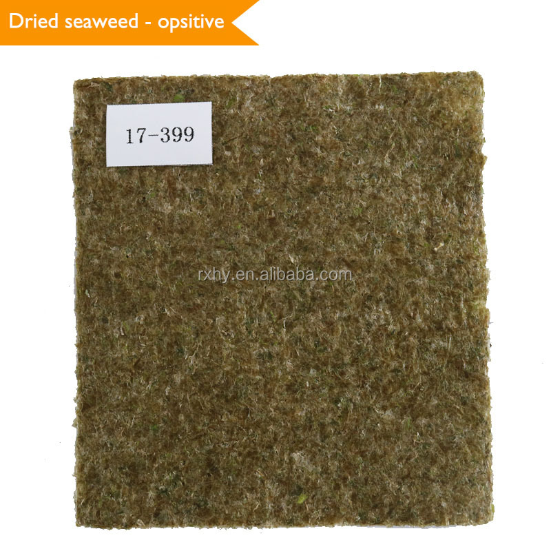 Chinese supplier grade D 100 full sheets dried brown seaweed