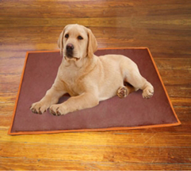 COOL COMFORT FOR MAN'S BEST FRIEND - Self-cooling pressure activated Mat