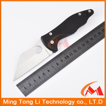 G10 handle multi tool knife folding pocket tactical hand tool outdoor hunting knives for camping