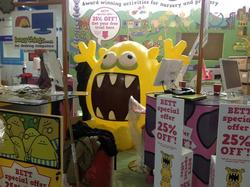 inflatable giant monster model for sale