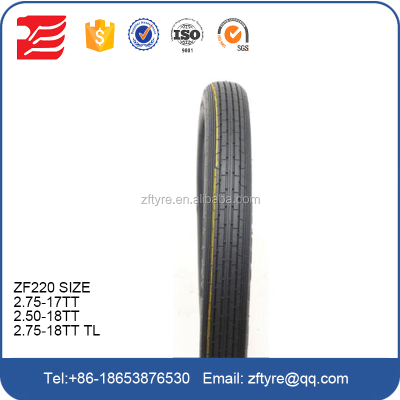 High quality China off road motorcycle tyre 2.75-18
