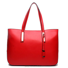 L1435 MISS LULU LEATHER LOOK LARGE SHOULDER TOTE BAG GUANGZHOU PU LEATHER HANDBAG DESIGNER BAG SIMPLE FASHION GOOD QUAILITY