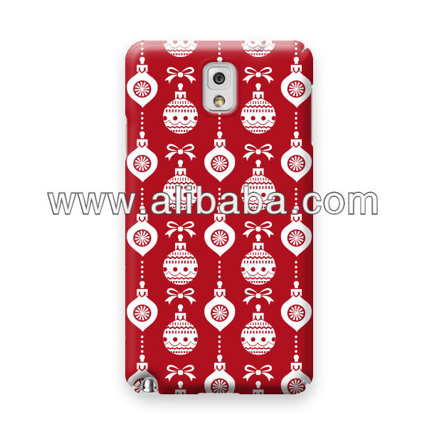 Samsung Mobile Case cover - Christmas gadget, Xmas phone accessories