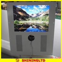 led advertising machine led tv pannel display