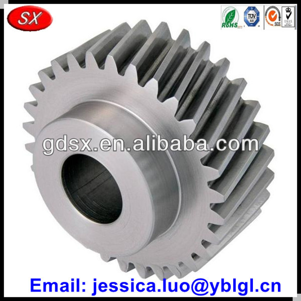 made in China customized precise helical gears,helical gear wheel,aluminum helical gear prices of factory in Dongguan