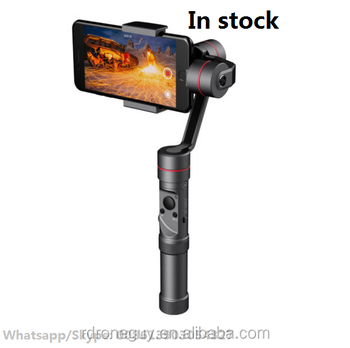 3 Axis Brushless smartphone dslr camera handheld gimbal accessories gopro gimbal stabilizer