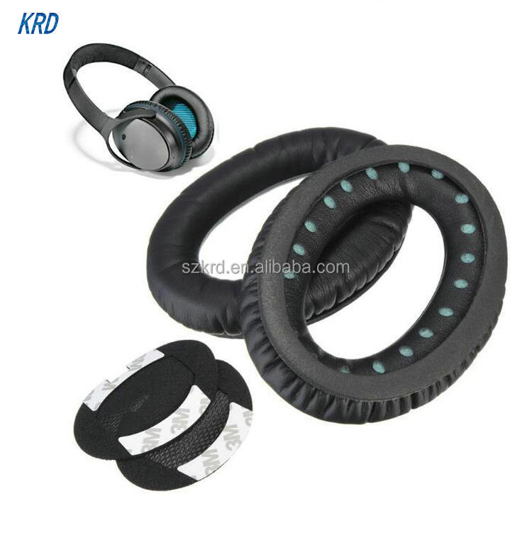 New Earphone Replacement Ear Pads Cushion For Bose QuietComfort QC15 QC2 AE2 AE2I Headphones