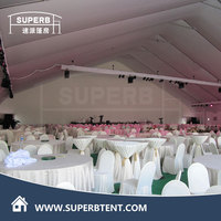 event ceremony marquee white party outdoor wedding tent 20x40