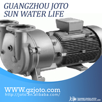 factory direct supply stainless steel vacuum pump for gas pumping