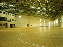 Factory direct sale Multipurpose 100% pvc basketball court mat/floor/covering