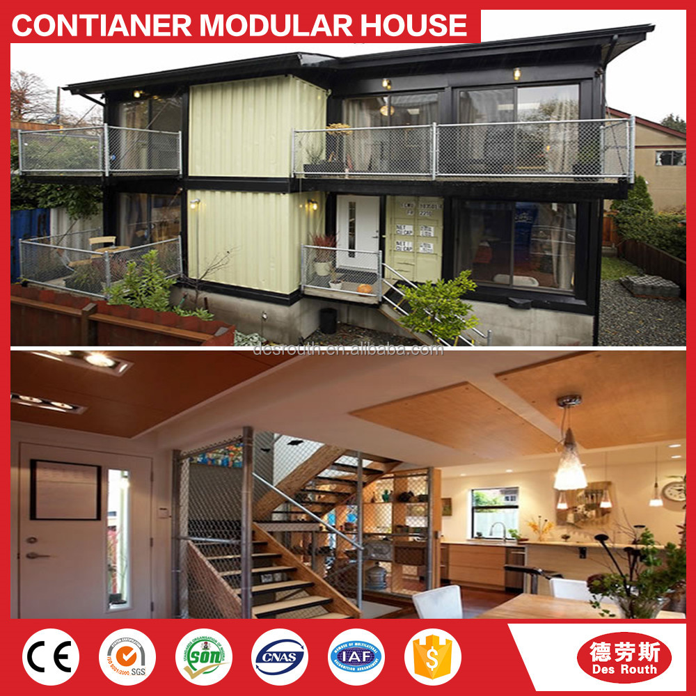 CE certificated Container Prefab Modular Building