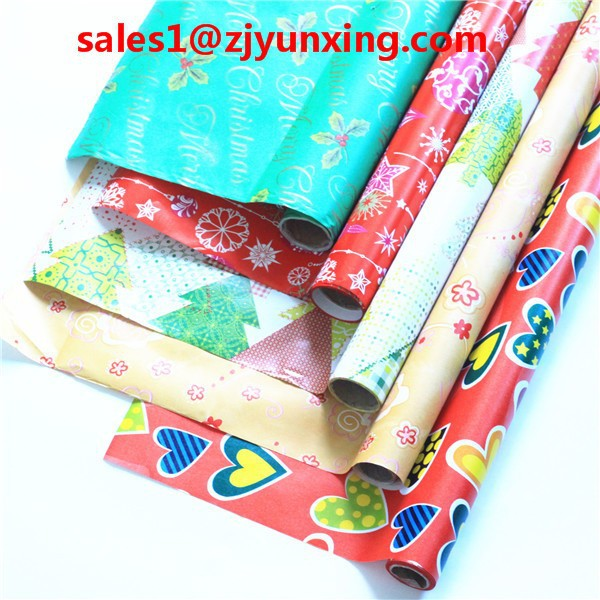 Merry Christmas wrapping Gift <strong>paper</strong>