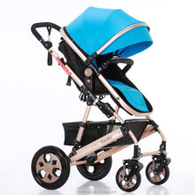 3 in one carriage , alloy baby stroller , aluminum alloy carriage