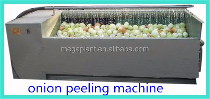Household Small Onion Skin Peeling Machine/automatic Onion Peeler/onion Skin Removing Machine