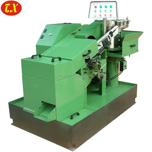 TX-6RH Automatic High Speed Screw Threading Rolling Making Machine with Full Cover