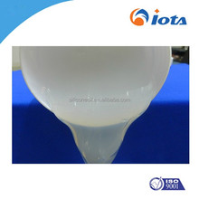 Methyl silicone resin cured film easily