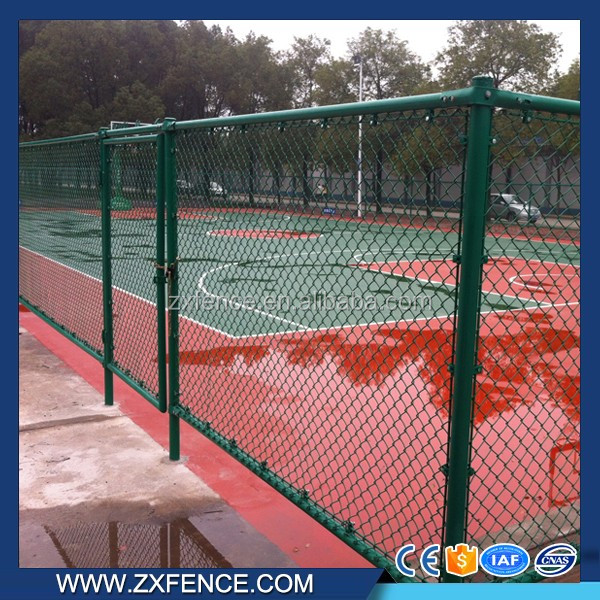 Alibaba china high quality new product removable chain link fence for sale