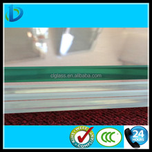 3-15mm crystal clear industries glass