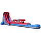 High quality cheap 22ft. Mod. Wave Runner Inflatable Water Slide for sale