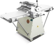 China Manufacture Industrial Croissant Machine Pizza Dough Sheeter For Hotel Use