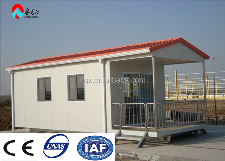 High Quality Prefabricated Container House/Home/Office
