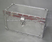 Aluminum Decorative trunk box