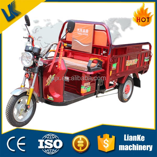 Durable electric tricycle kit/multifunctional 3 wheeler tuk tuk/tricycle motorcycle electric popular