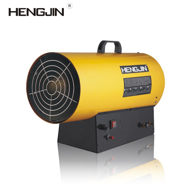 50kw CE gas forced air heaters