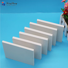 top selling cheapest 12mm thick pvc celuka board/ pvc shuttering board