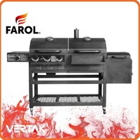 CE ROHS approved hot vertical bbq grill