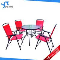 Camping Lightweight steel mini folding barbecue table