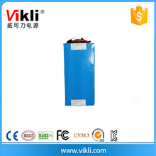 High discharge rechargeable and LiFePO4 12v 5ah lithium battery pack