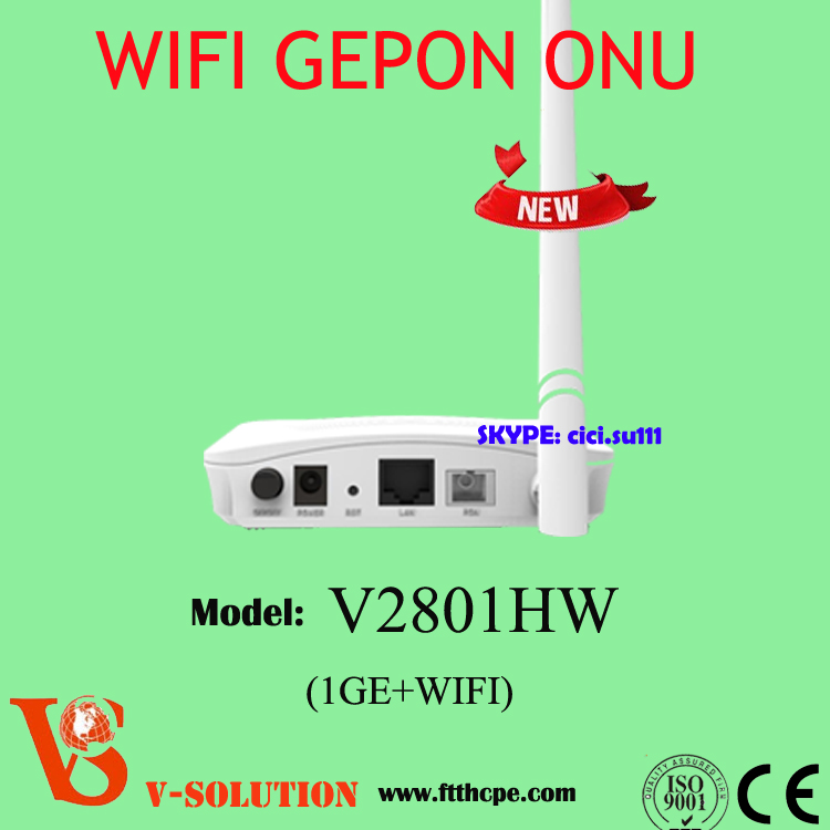 OEM Wireless communication devices Network GEPON ONU optical line terminal equipment