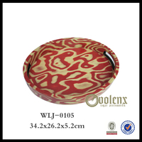 Popular Decorative Wooden Trays for Indian Wedding Manufacturer (SGS&BV)