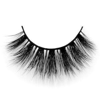 Newest design handmade 3d mink lashes and custom package for cosmetics