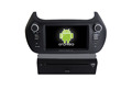 Quad core!car dvd with mirror link/DVR/TPMS/OBD2 for 6.2 inch touch screen quad core 4.4 Android system Fiat Fiorino