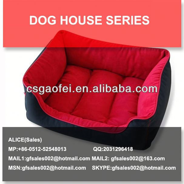 flat roof dog house