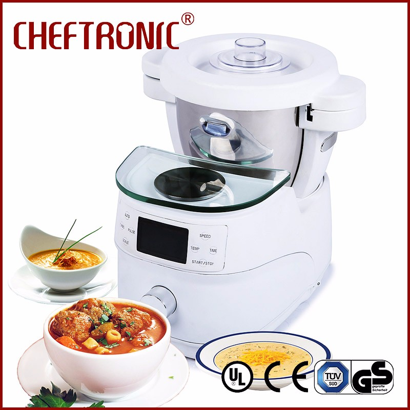Baby food processor maker thermomixer pasta maker soup with robot coup