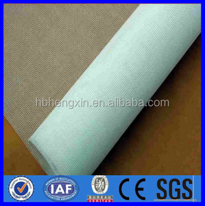 white fiberglass window screen / waterproof window screen / dust proof window screen mesh
