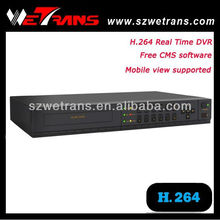 WETRANS TD-5304B dvr remote desktop